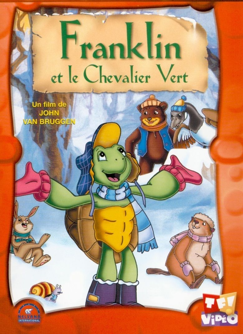 Franklin and the Green Knight movie poster