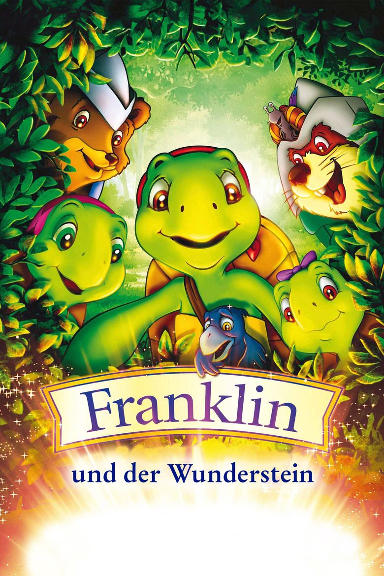 Franklin and the Turtle Lake Treasure movie poster