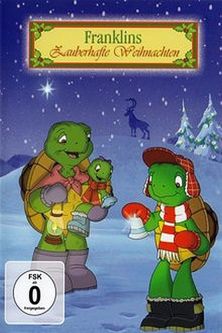 Franklins Magic Christmas movie poster