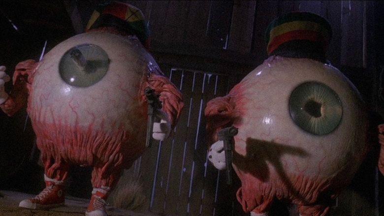 Freaked movie scenes