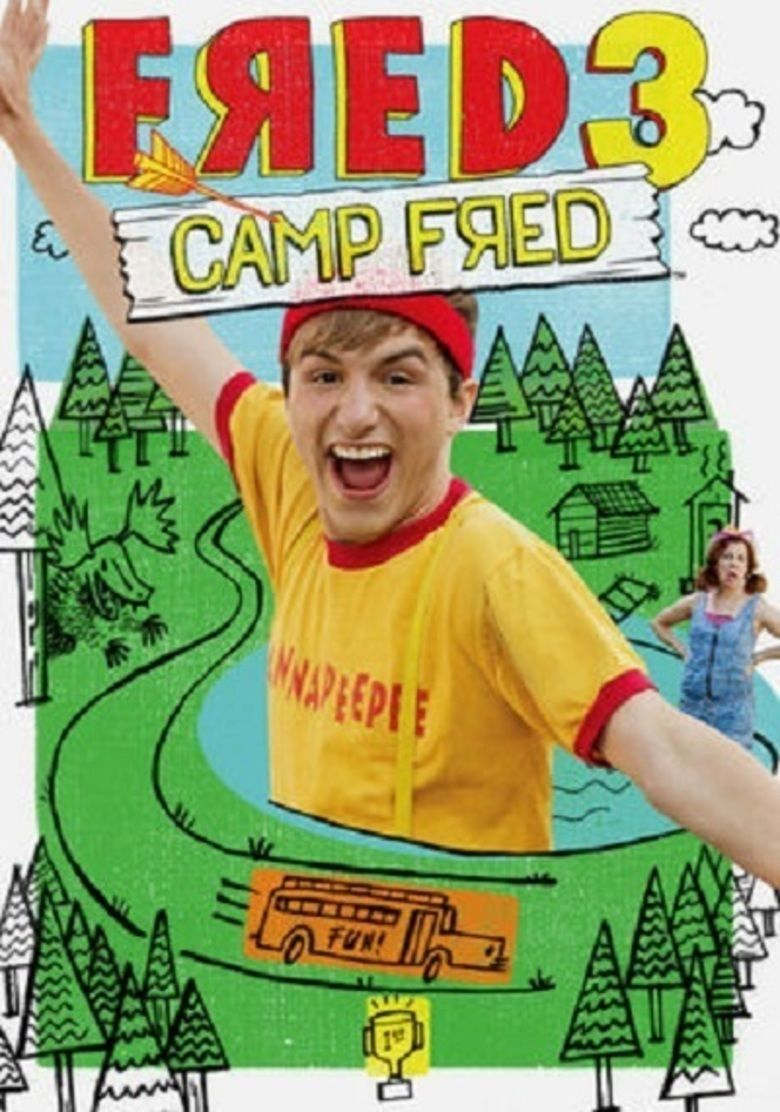 Fred 3: Camp Fred movie poster