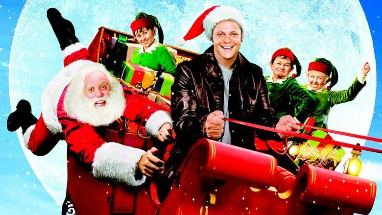 Fred Claus movie scenes