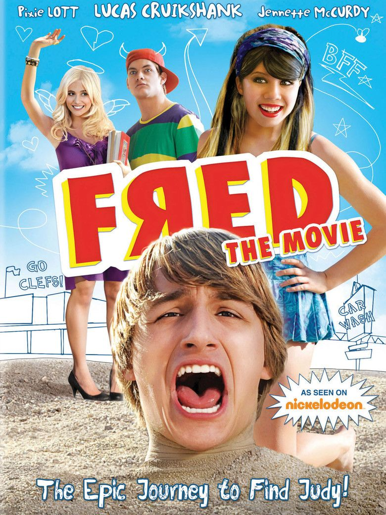Fred: The Movie movie poster