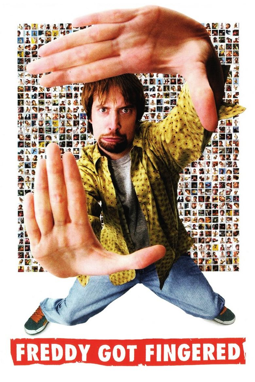 Freddy Got Fingered movie poster