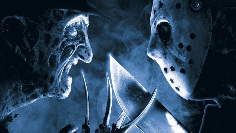 Freddy vs Jason movie scenes