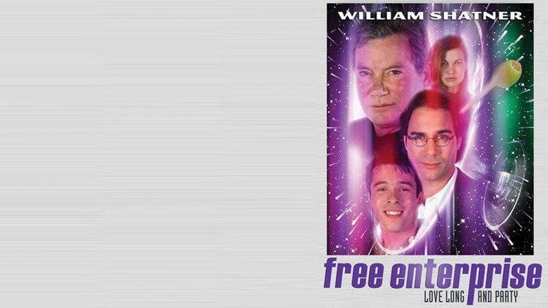 Free Enterprise (film) movie scenes