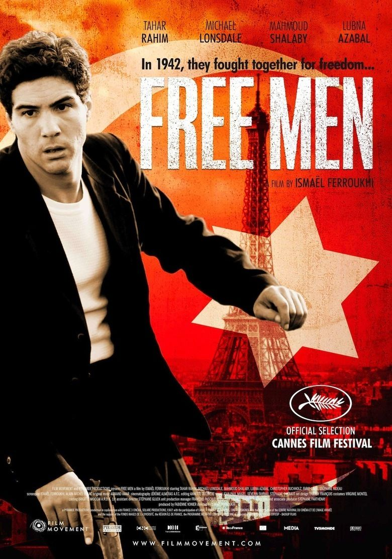 Free Men (film) movie poster