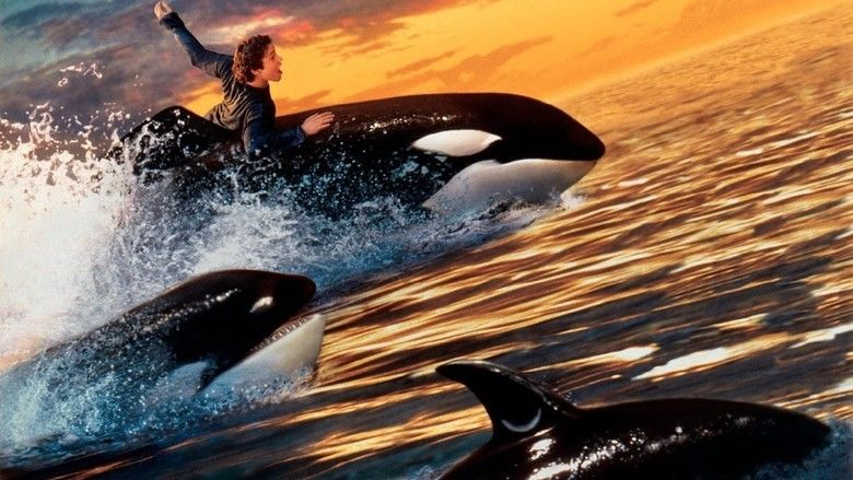 Free Willy 2: The Adventure Home movie scenes