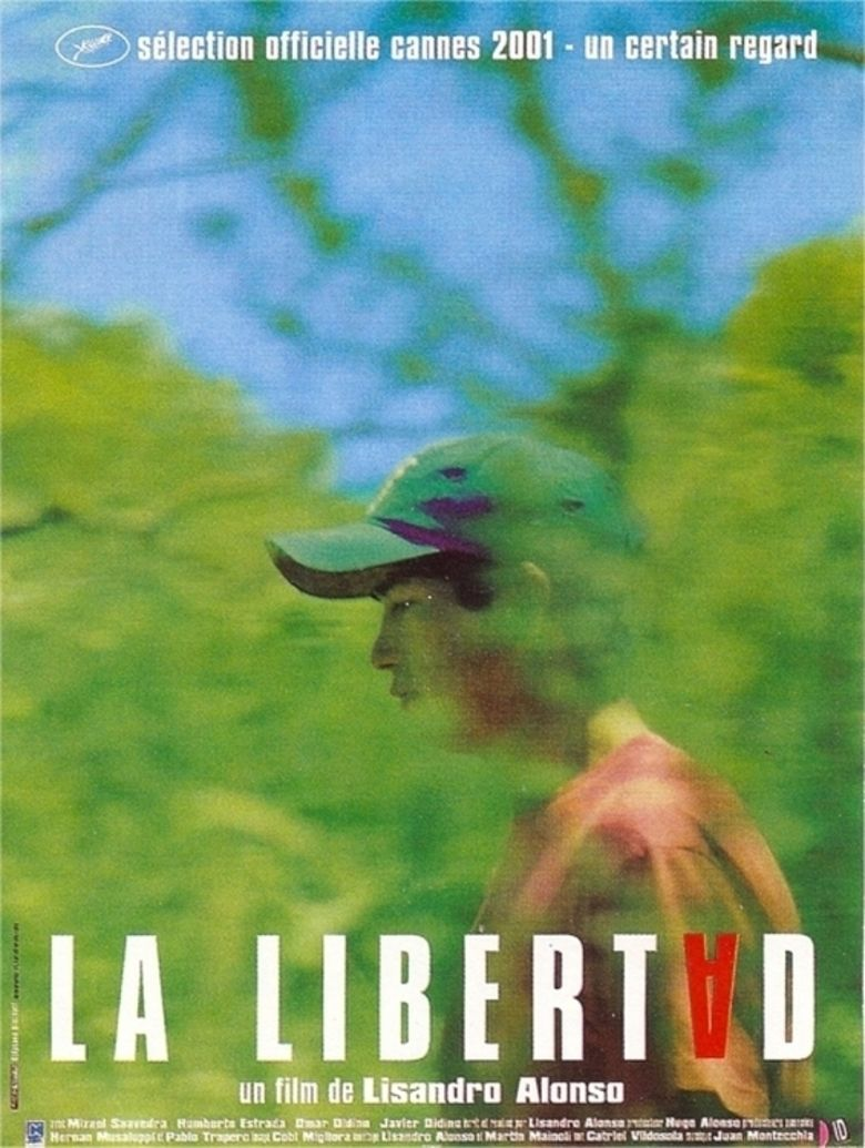 Freedom (2001 film) movie poster