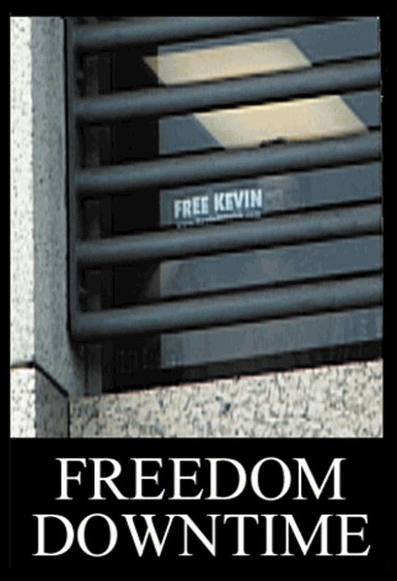 Freedom Downtime movie poster