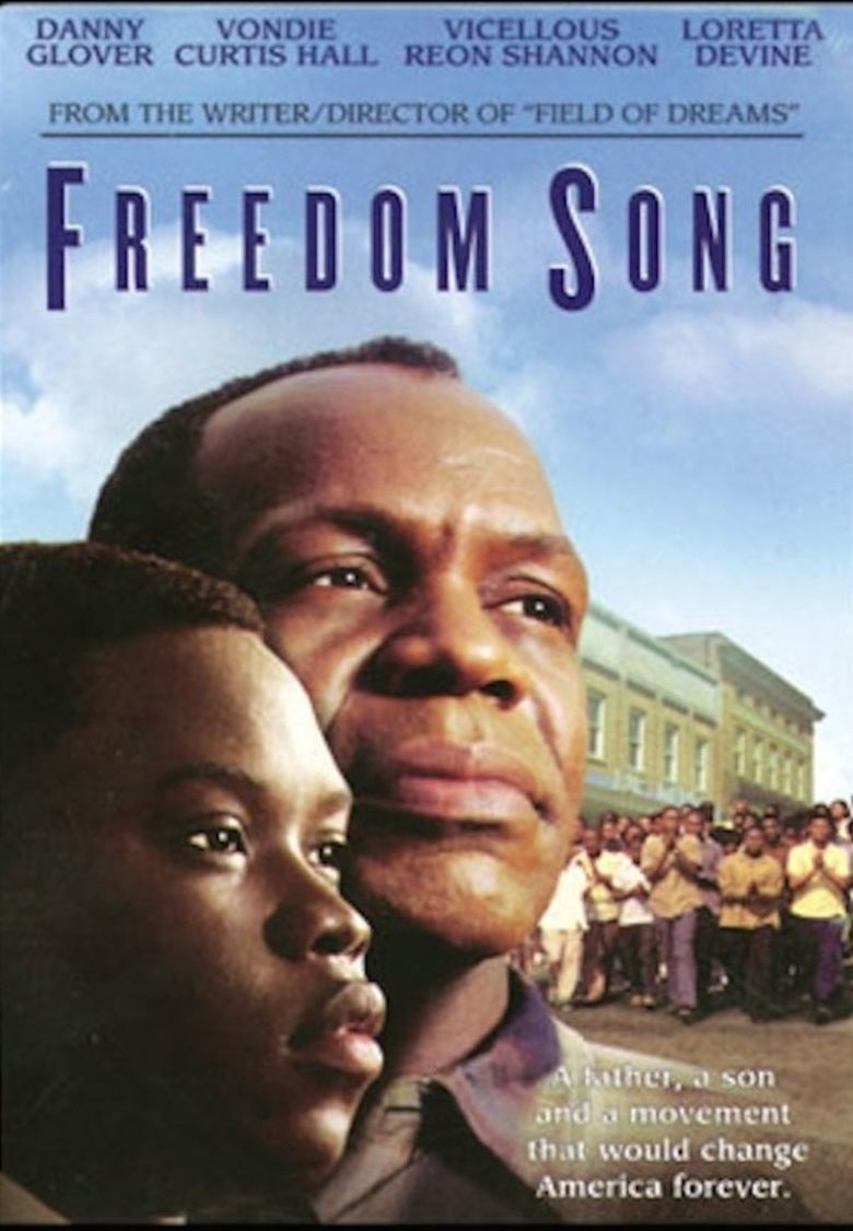 Freedom Song (film) movie poster