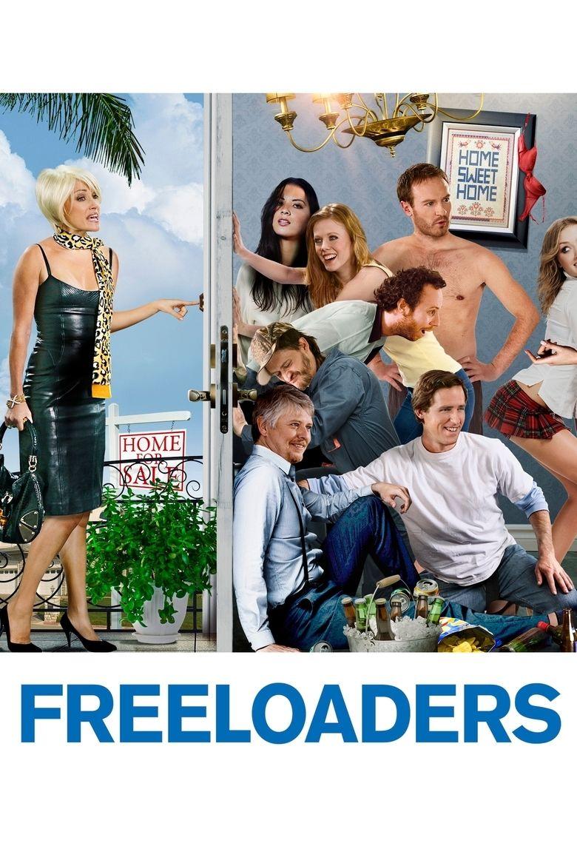 Freeloaders (film) movie poster