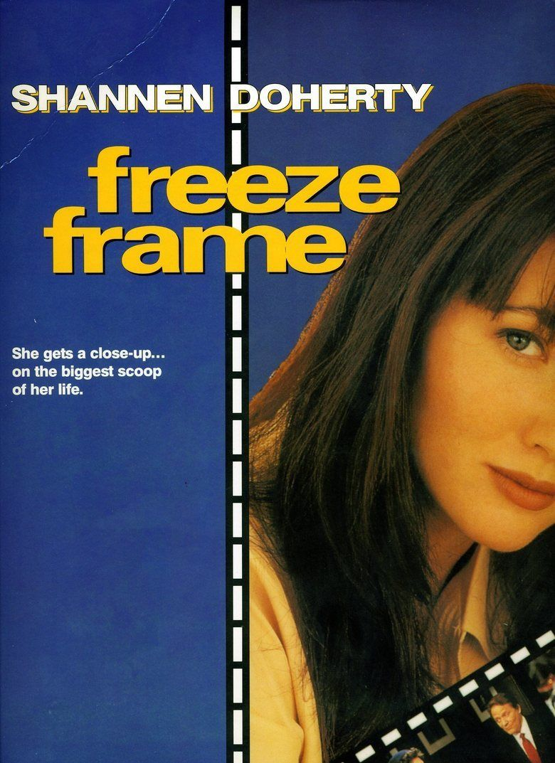 Freeze Frame (1992 film) movie poster