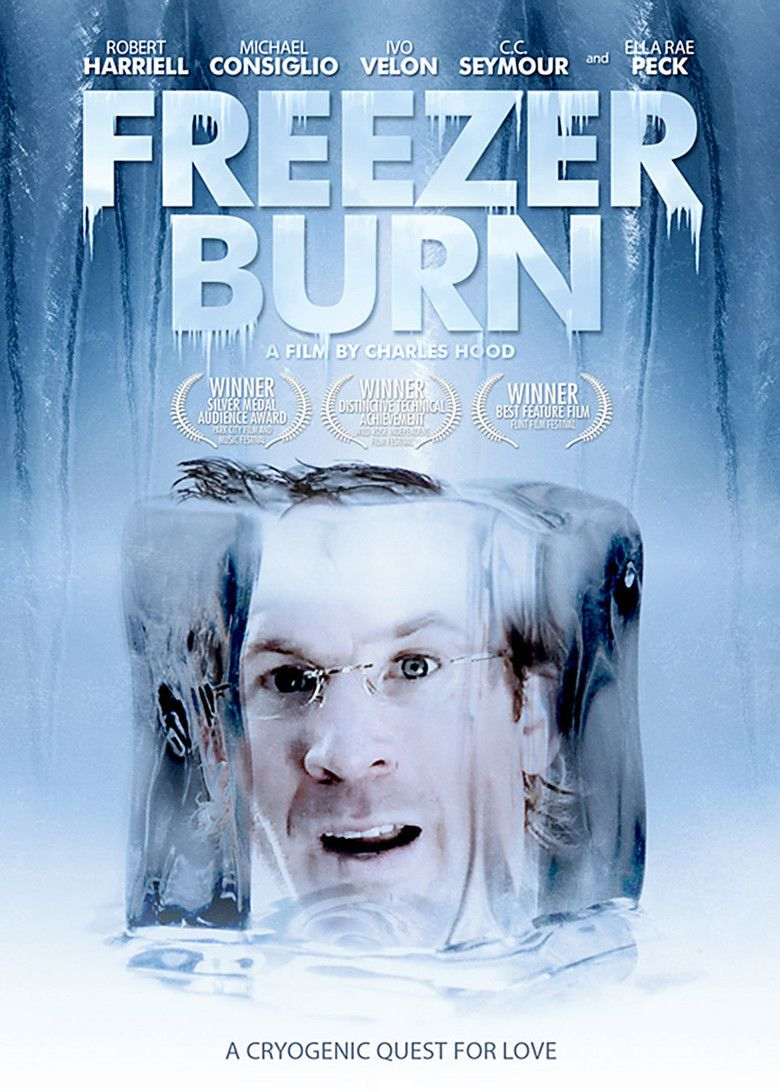 Freezer Burn (film) movie poster