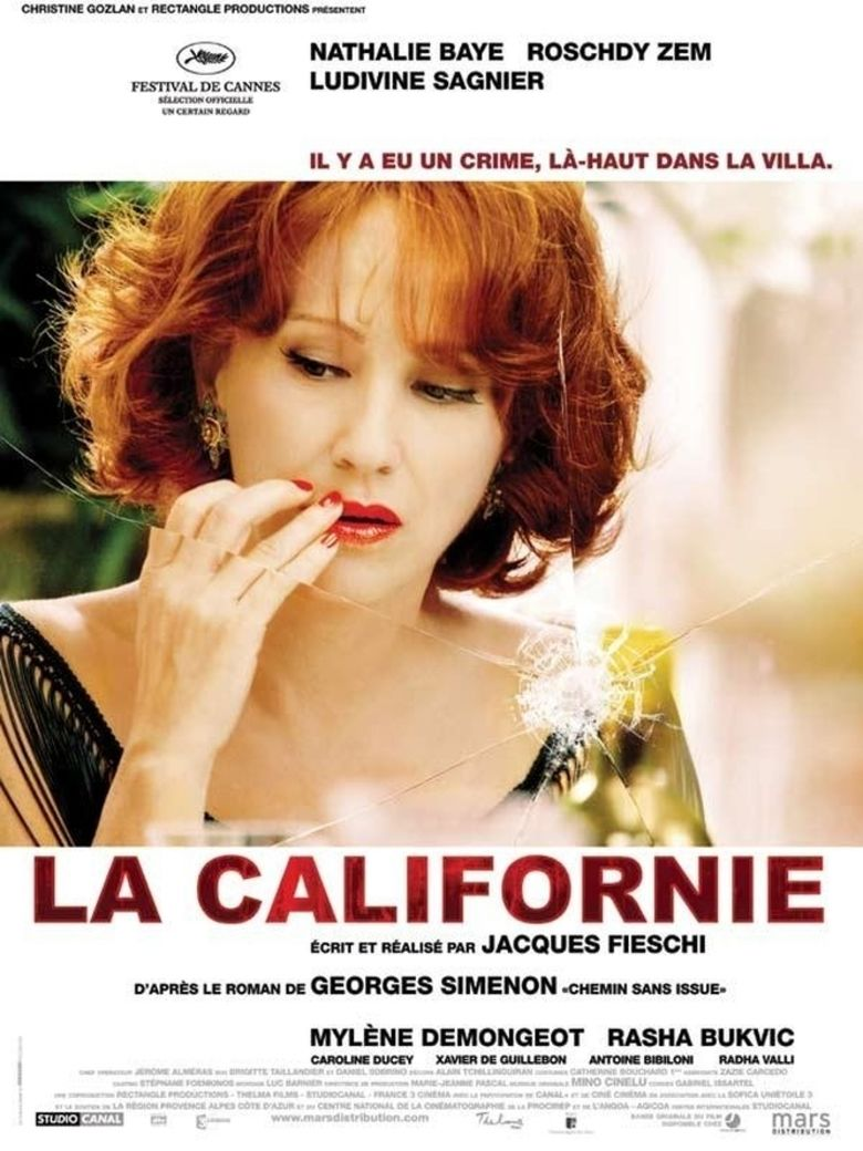 French California movie poster