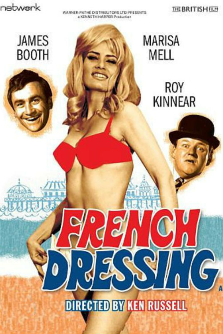French Dressing (1964 film) movie poster