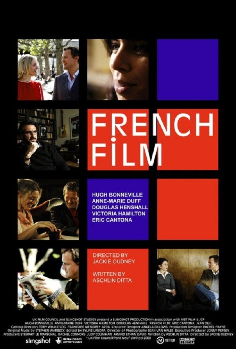 French Film movie poster