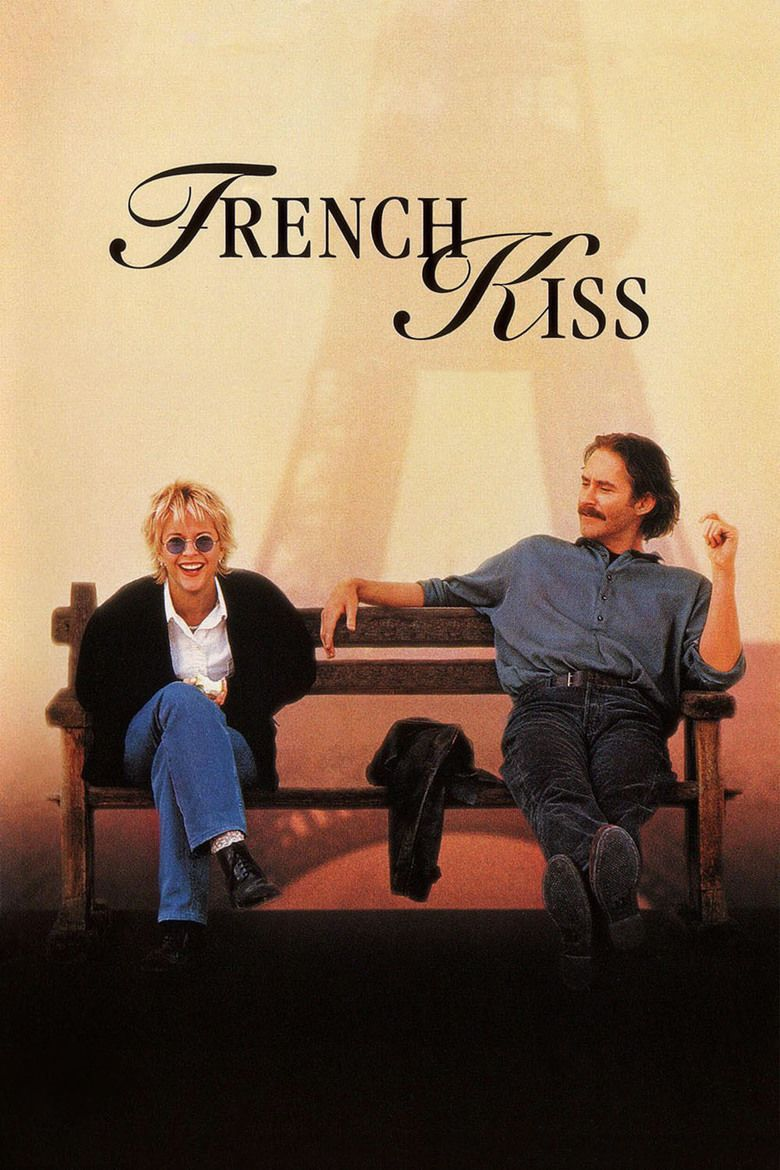 French Kiss (1995 film) movie poster