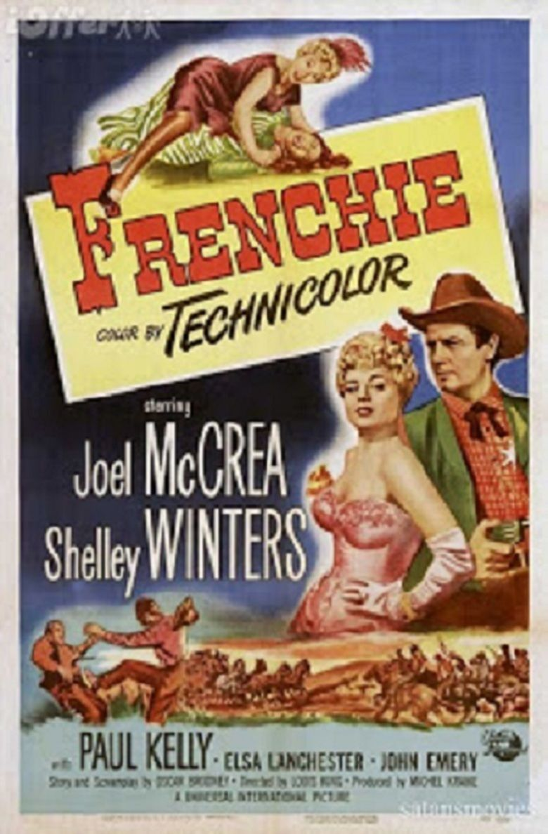 Frenchie movie poster