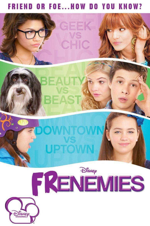 Frenemies (film) movie poster