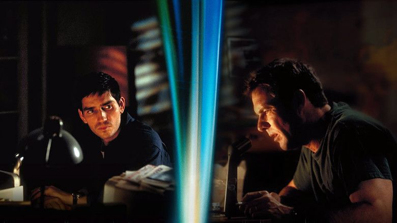 Frequency (film) movie scenes