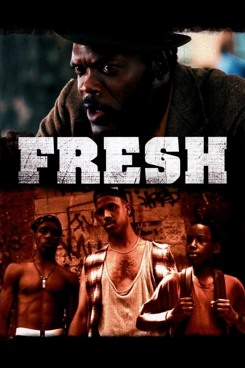 Fresh (1994 film) movie poster