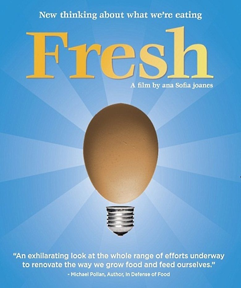 Fresh (2009 film) movie poster