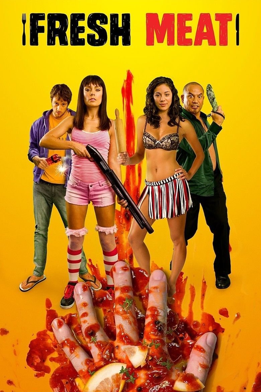 Fresh Meat (film) movie poster