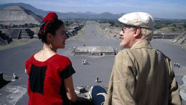 Frida movie scenes