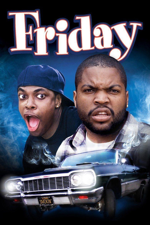 Friday (1995 film) movie poster