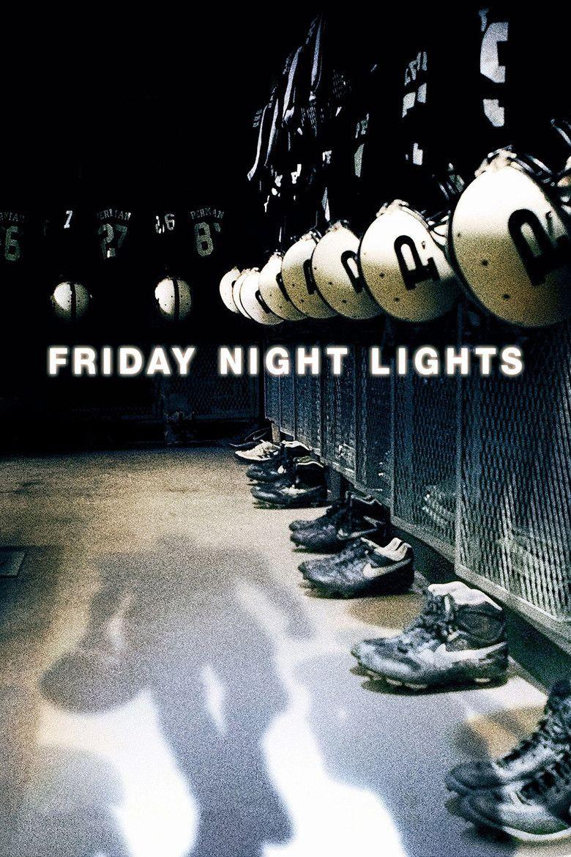 Friday Night Lights (film) movie poster