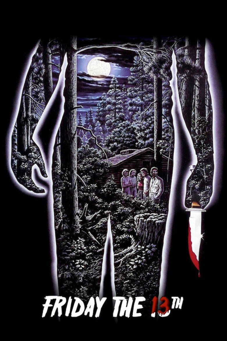 Friday the 13th 1980 film movie poster