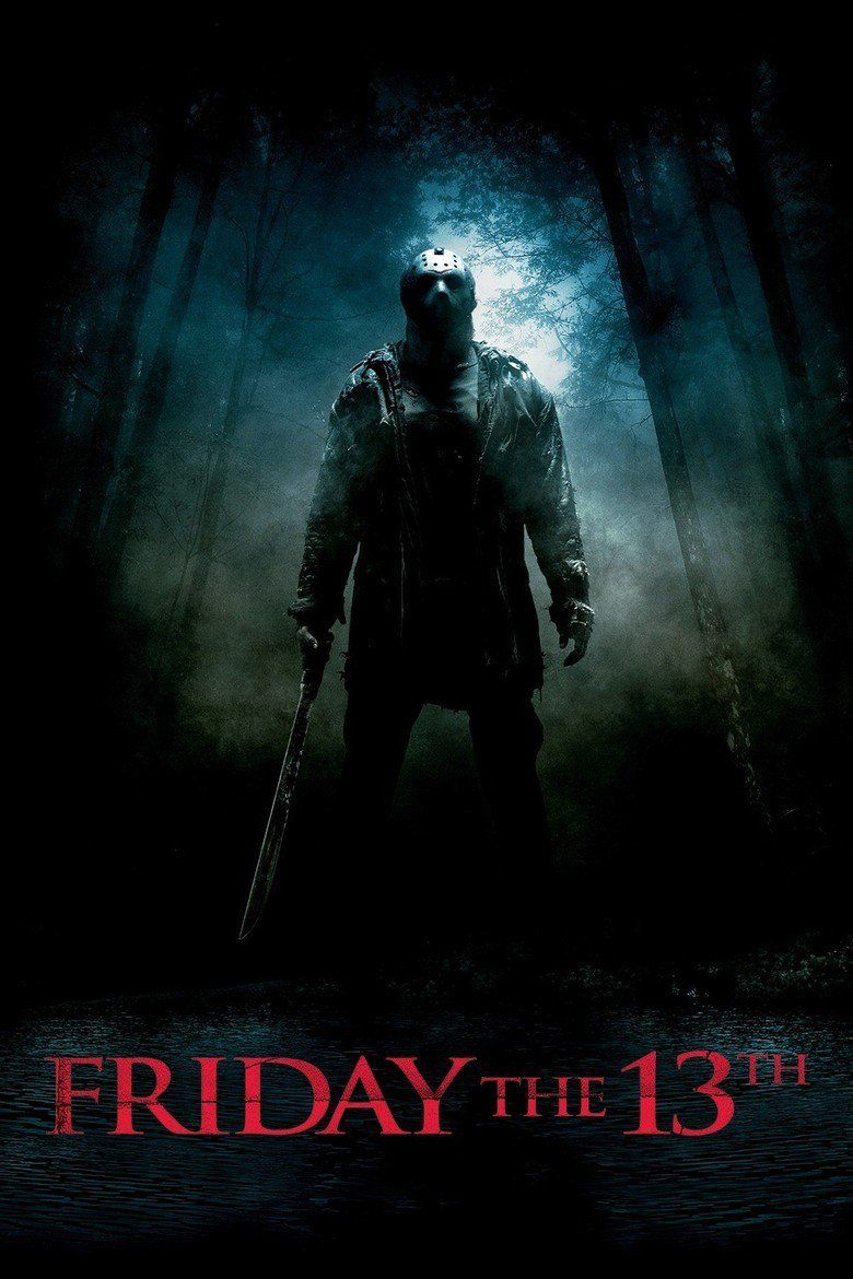 Friday the 13th (2009 film) movie poster