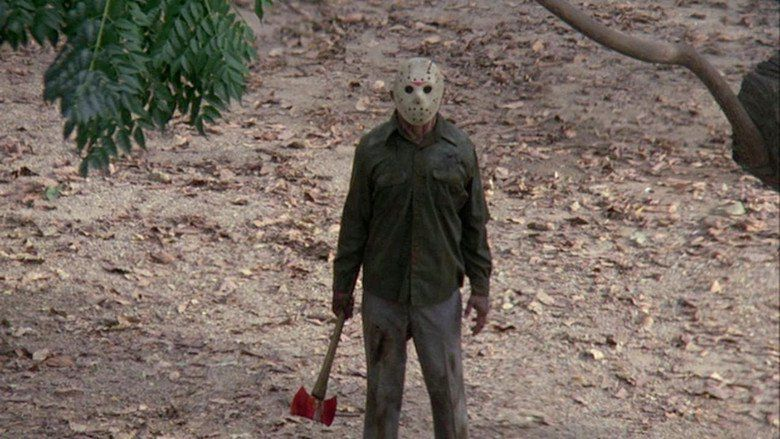 Friday the 13th: A New Beginning movie scenes