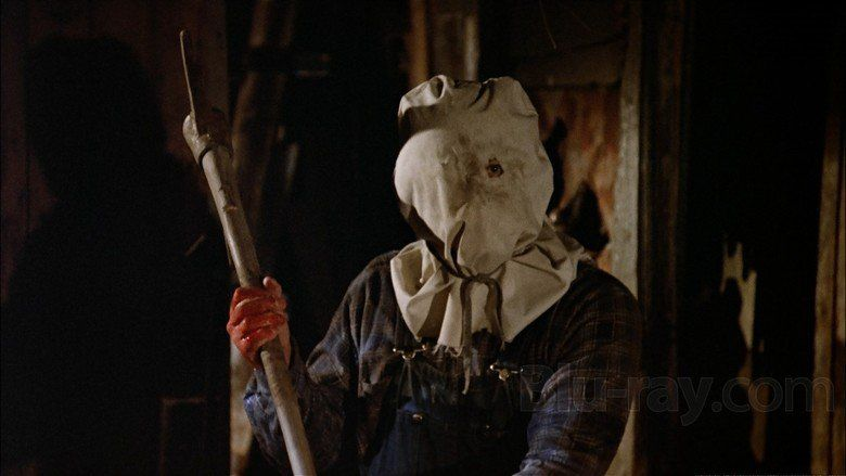 Friday the 13th Part 2 movie scenes