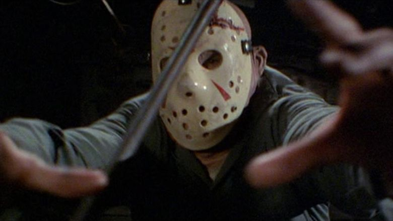 Friday the 13th Part III movie scenes