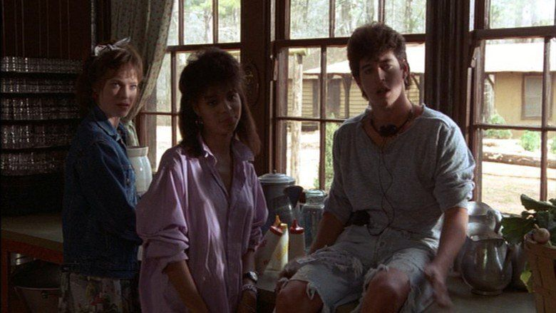 Friday the 13th Part VI: Jason Lives movie scenes