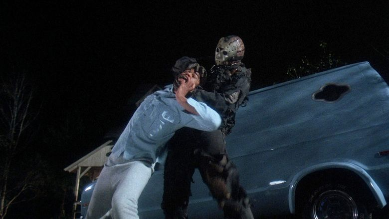Friday the 13th Part VII: The New Blood movie scenes