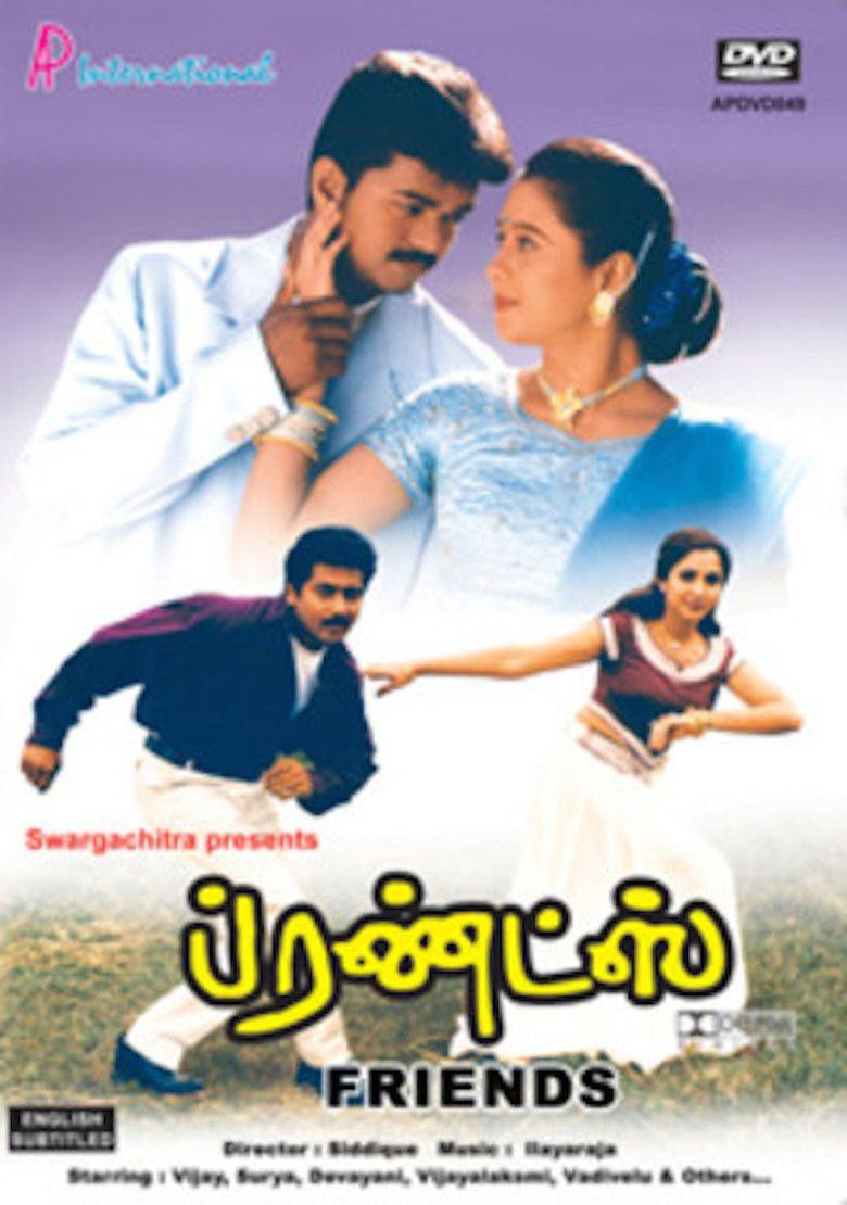 Friends (2001 film) movie poster