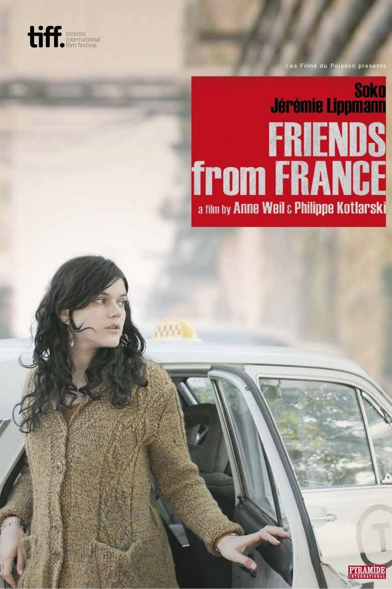 Friends from France movie poster