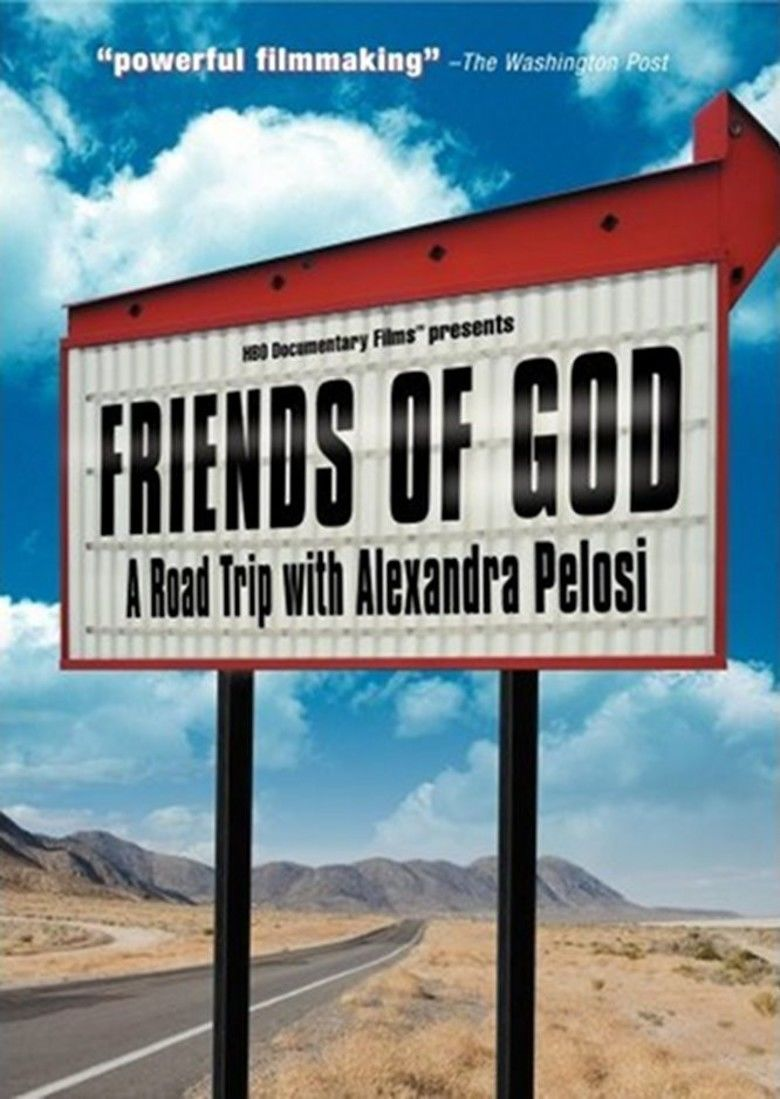 Friends of God: A Road Trip with Alexandra Pelosi movie poster