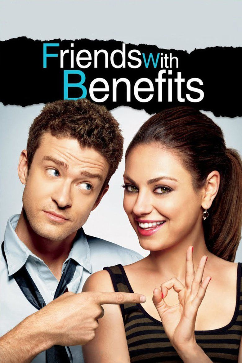 Friends with Benefits (film) movie poster