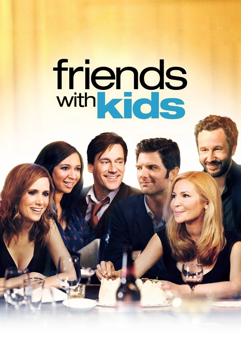 Friends with Kids movie poster