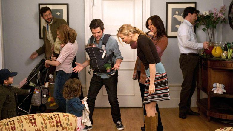 Friends with Kids movie scenes