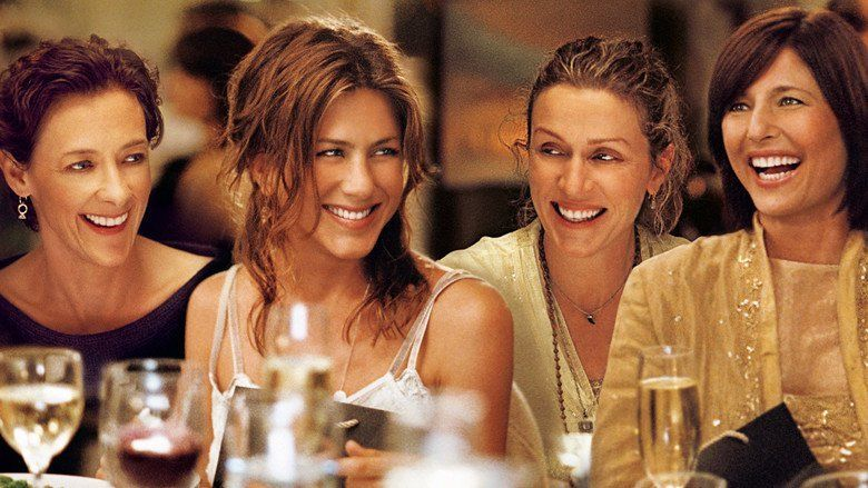Friends with Money movie scenes
