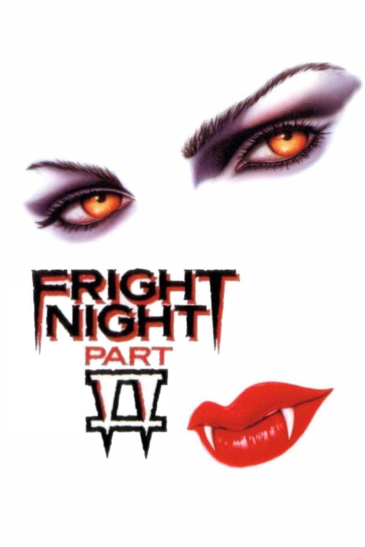 Fright Night II movie poster