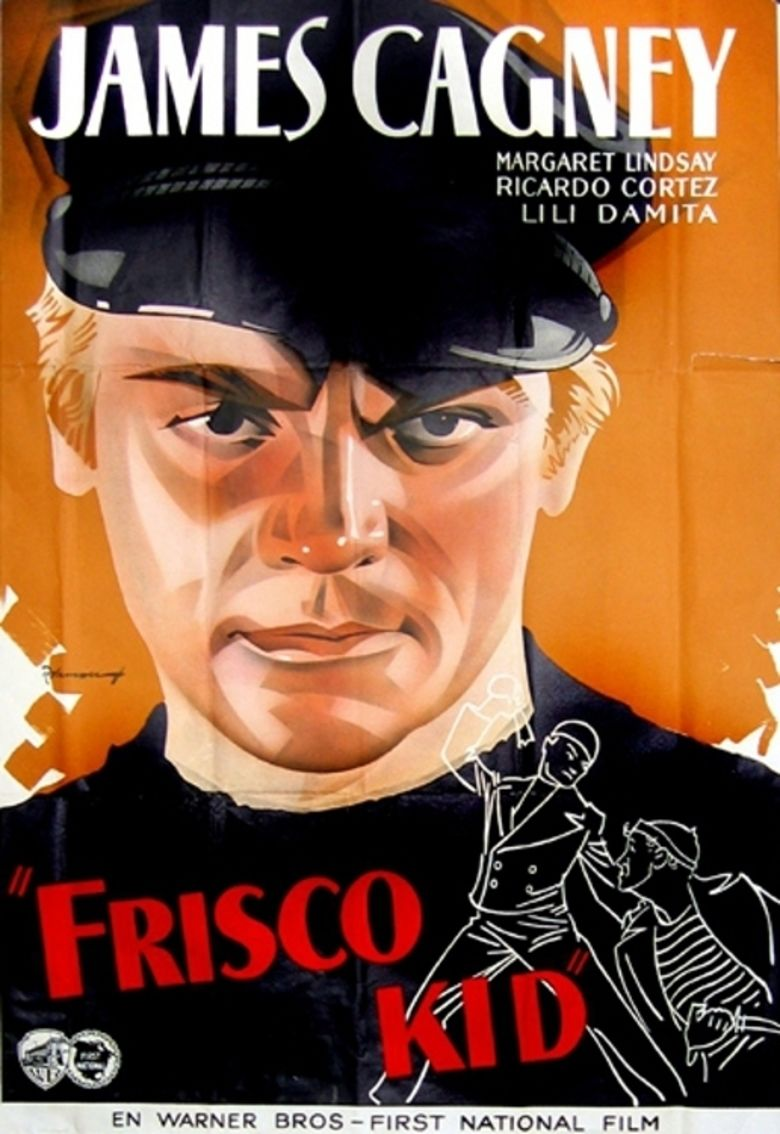 Frisco Kid movie poster