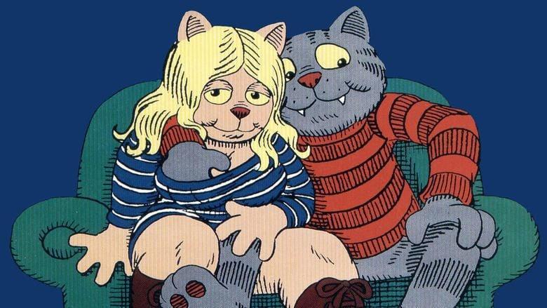 Fritz the Cat (film) movie scenes
