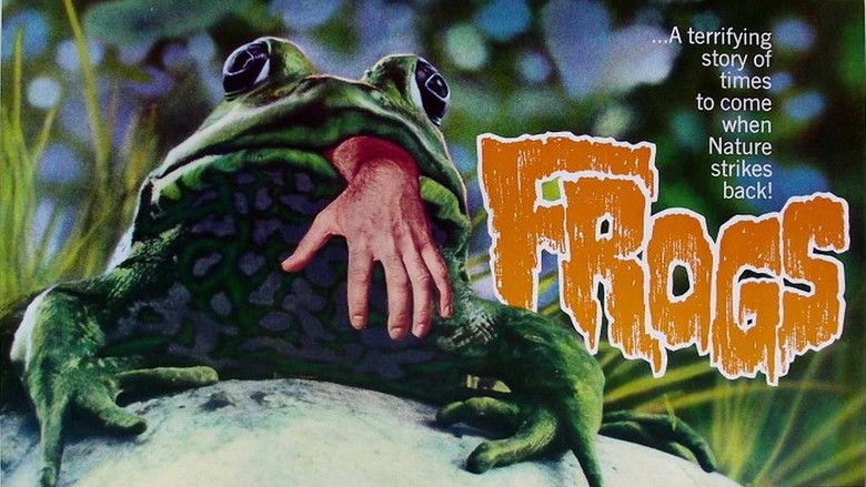 Frogs (film) movie scenes