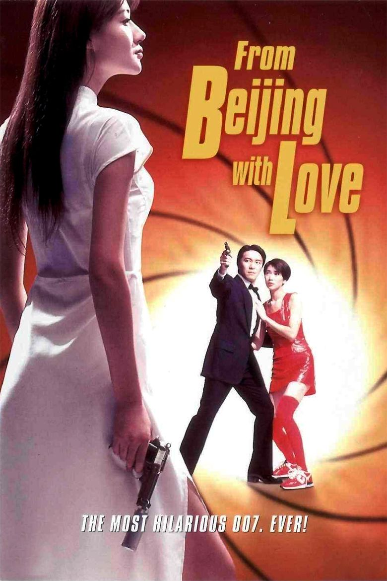 From Beijing with Love movie poster